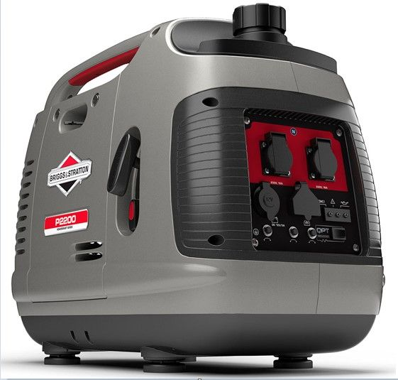 Бензиновый генератор Briggs & Stratton P 2200 Inverter